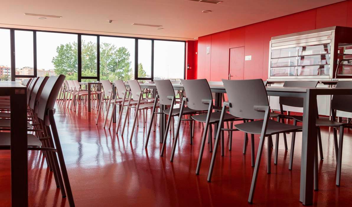 imagen-Arturo Duperier Student Accommodation, Avila
